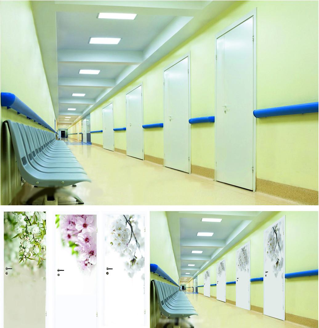 Двери для больниц и медицины